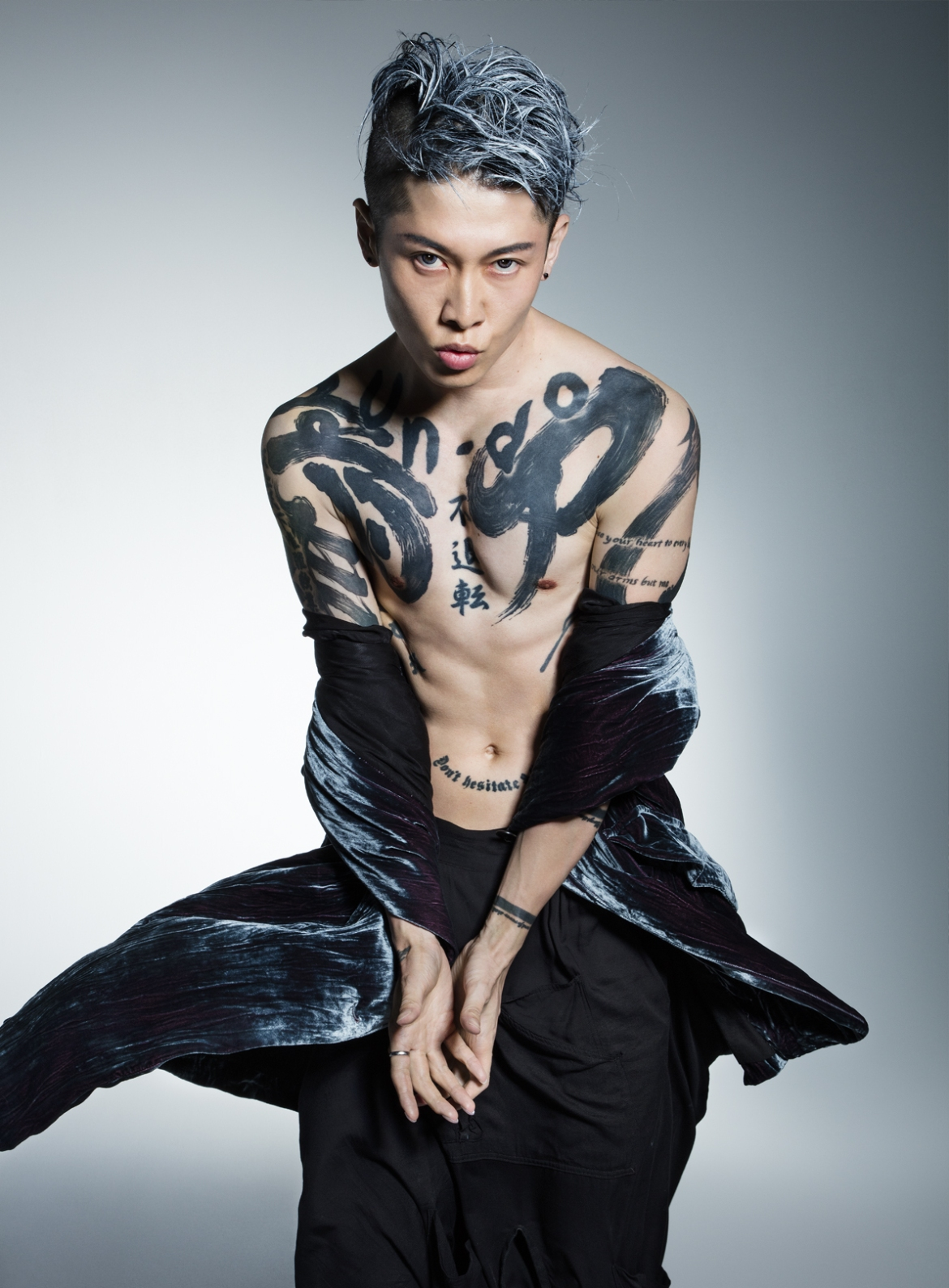 Miyavi To Release 2nd Collaboration Album With Hyde Masato From
